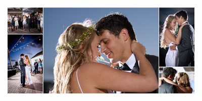 love and romance pictures from local weddings