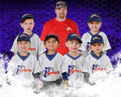 Kids team photo