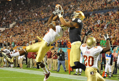 NCAA Football: Champs Sports Bowl-Notre Dame vs Florida State