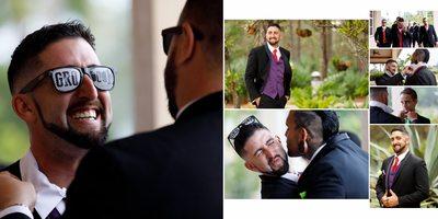 Gardens wedding photographer