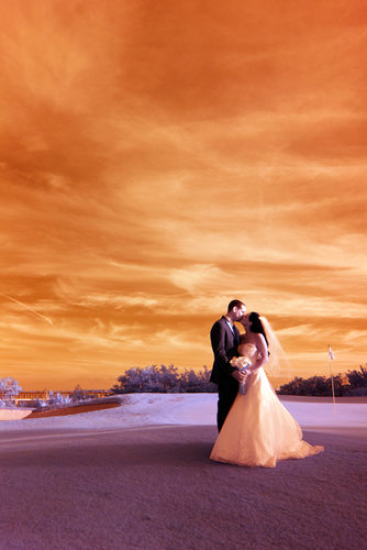 Striking wedding photography images