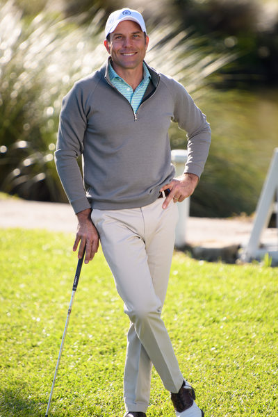 Modeling Shots for Pro Golf Apparel company