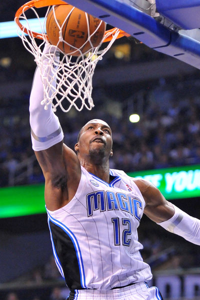 NBA: Playoffs-Atlanta Hawks at Orlando Magic