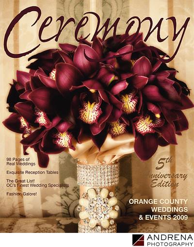 Ceremony Magazine Cover Fall