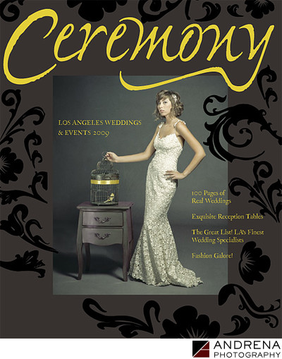 Ceremony Magazine Cover Winter