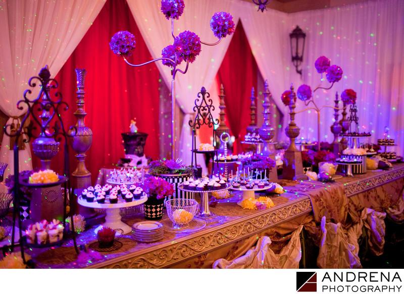 Best Dessert Display Event Photographer