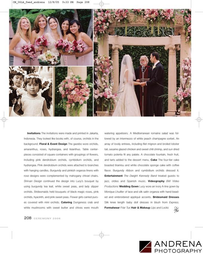 Marina Del Rey Ritz Carlton Wedding Photographer