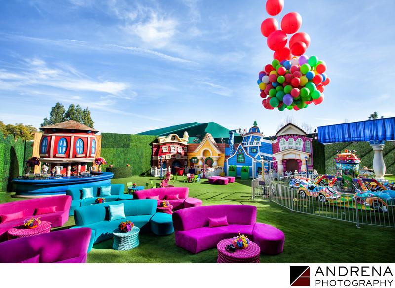 Children's Birthday Party Los Angeles