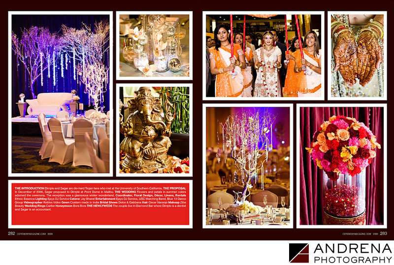 Ethnic Essence Indian Wedding Ceremony