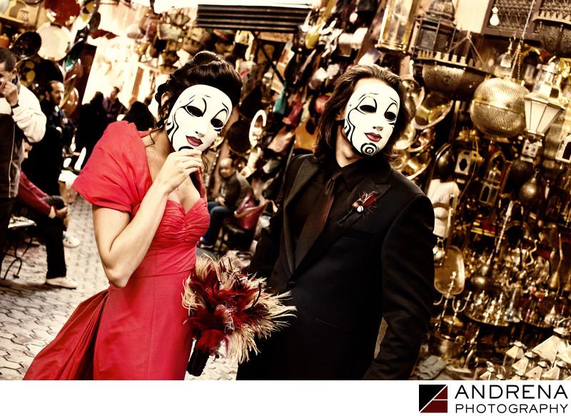 Marrakech Morocco Destination Wedding Photographer