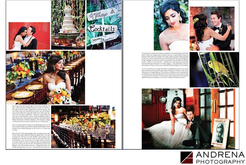 Sonia Sharma Wedding South Asian Bride Magazine