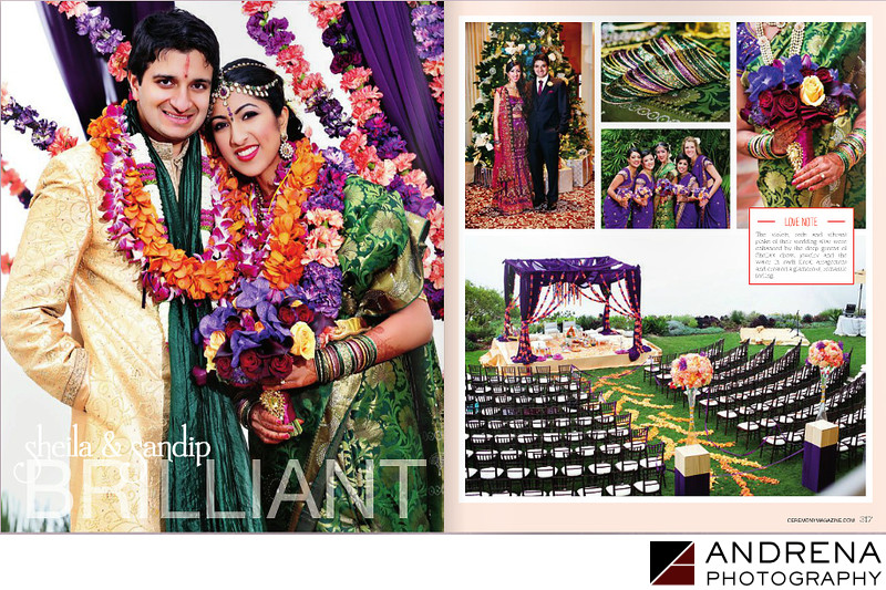 South Indian Wedding Ritz Carlton Laguna Niguel