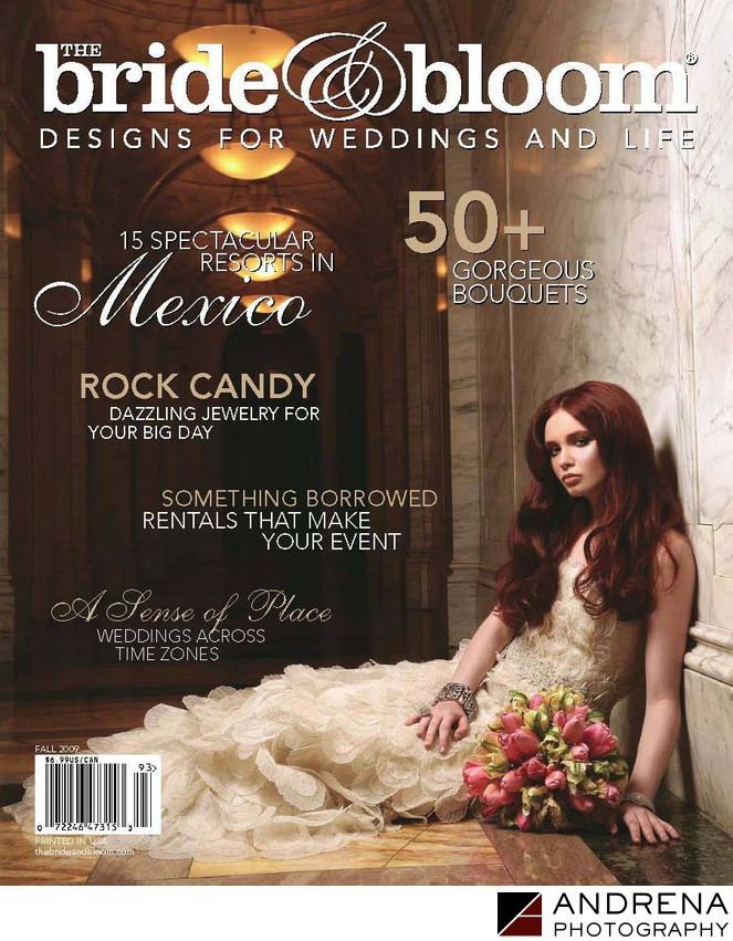 Bride and Bloom Magazine Destination Weddings