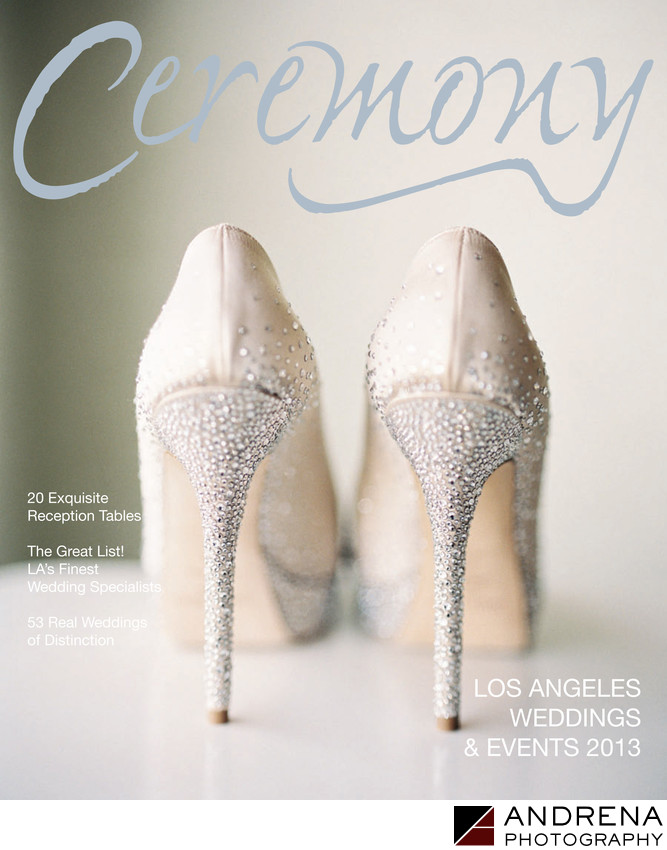Ceremony Magazine Los Angeles Weddings