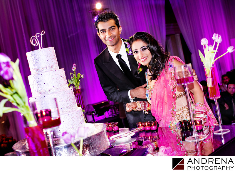 Huntington Beach Hyatt Indian Wedding Photography