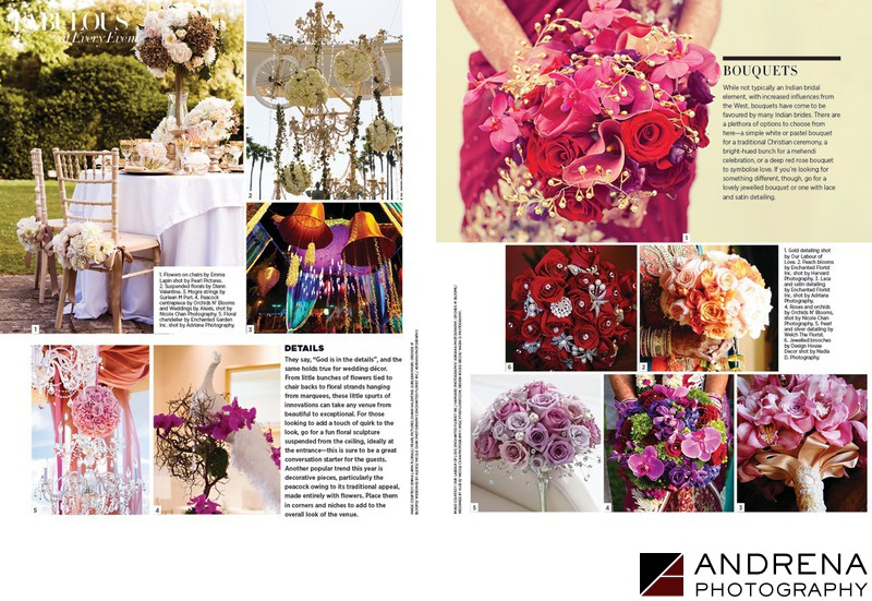Harper's Bazaar Flowers and Bouquets