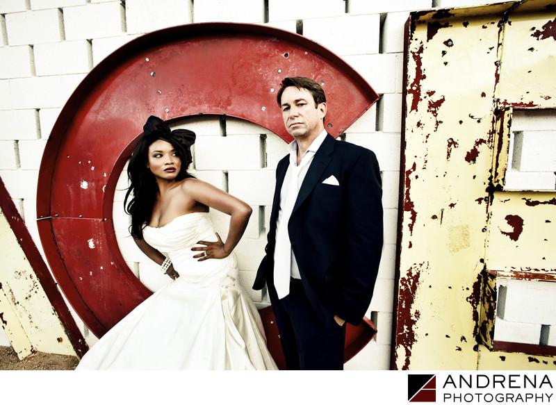 Ace Hotel Palm Springs Wedding Photographer