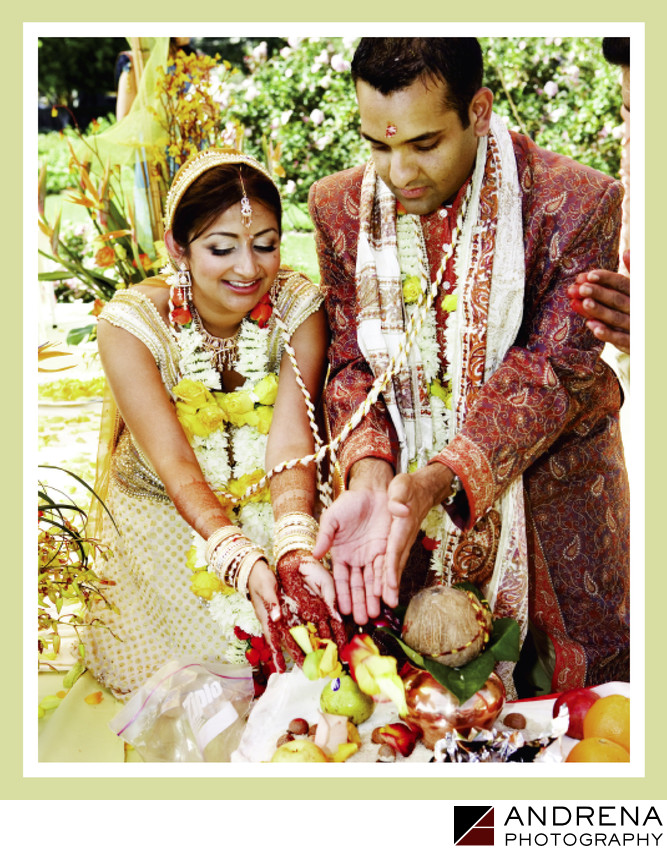 Indian Wedding California Science Center