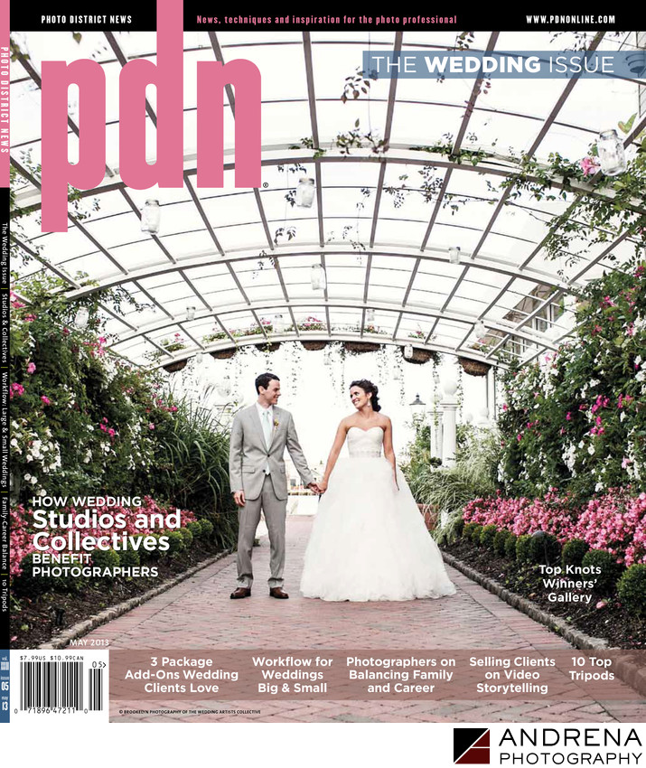 PDN Magazine Wedding Issue
