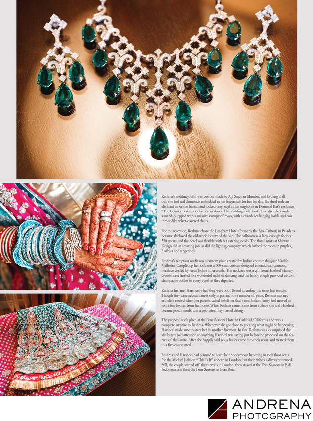 Manish Malhotra Indian Wedding South Asian Bride Magazine
