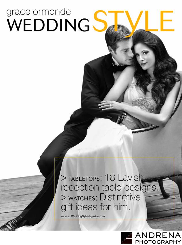 Grace Ormonde Magazine Cover