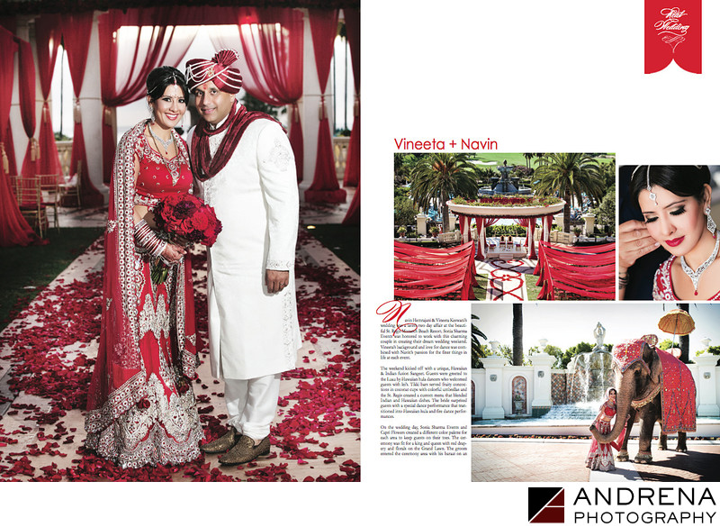 St. Regis Indian Wedding