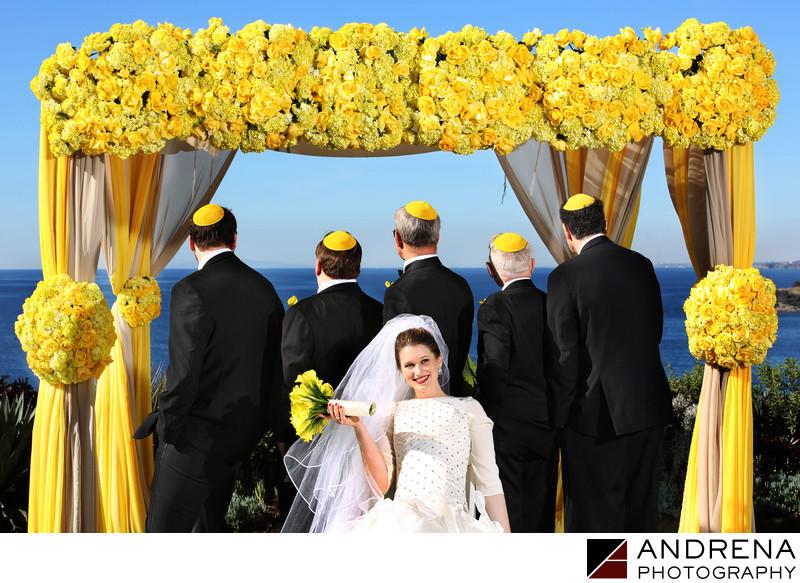 Sephardic Orthodox Jewish Wedding Photographer