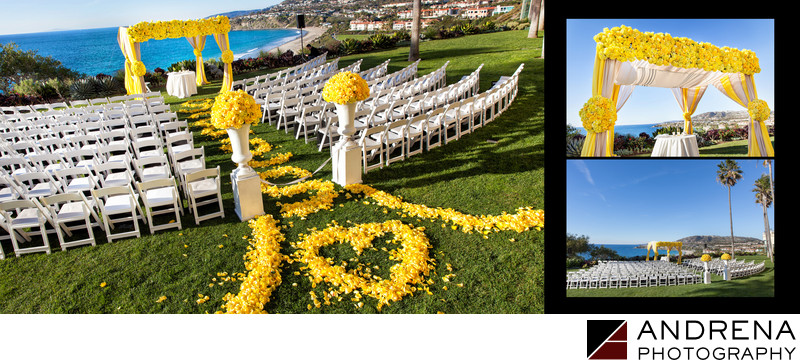 Ceremony Areas Ritz Carlton Laguna Niguel