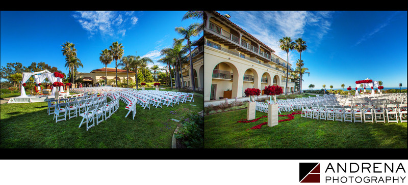 Ritz Carlton Laguna Weddings