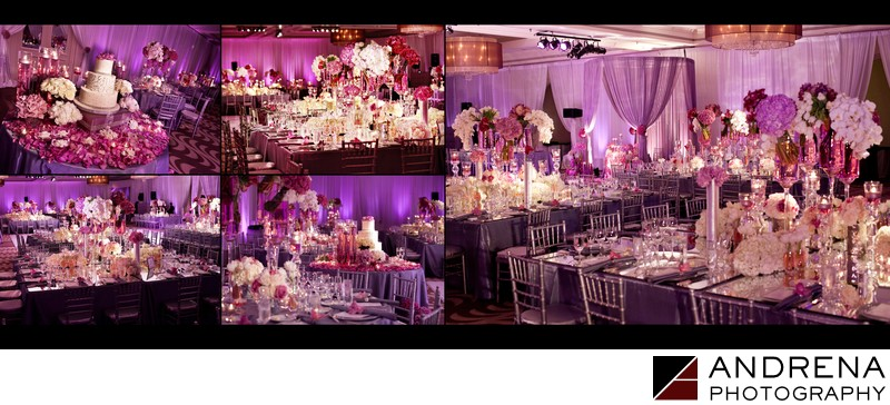 Ritz Laguna Ballroom Decor