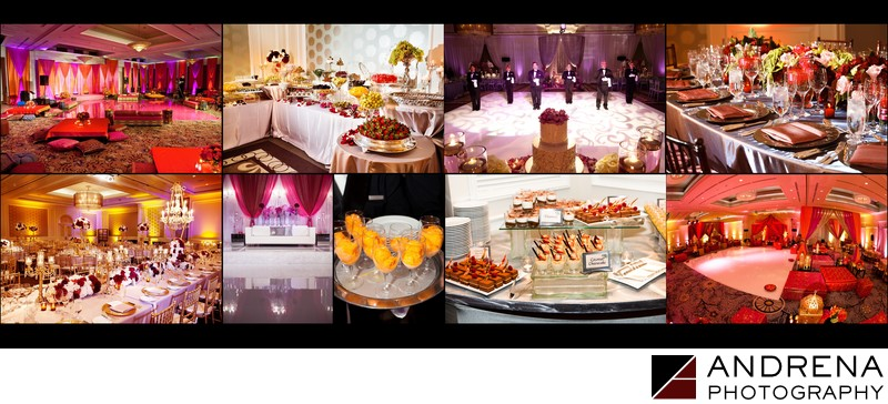Ritz Carlton Laguna Niguel Wedding Receptions