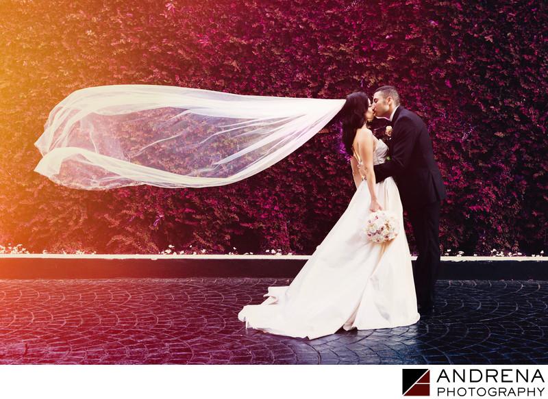 SLS Hotel Wedding Photos