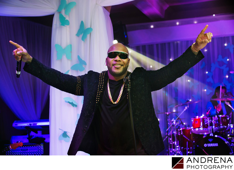 Celebrity Event Photographer Los Angeles: Flo Rida