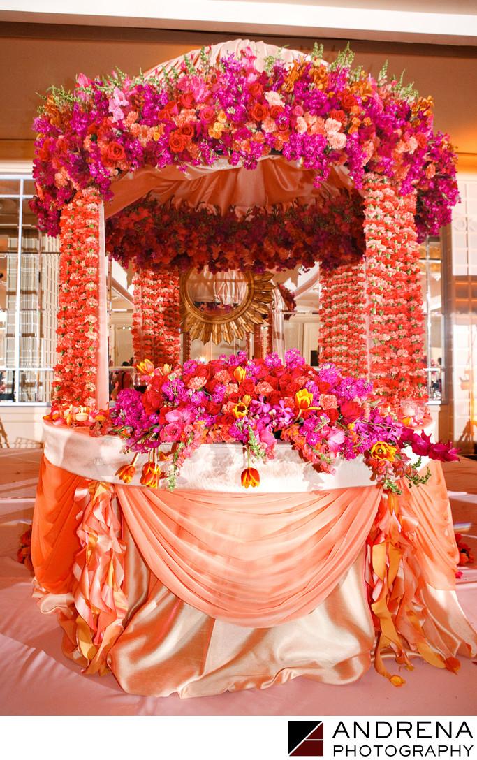Beverly Hilton Wedding Photograph