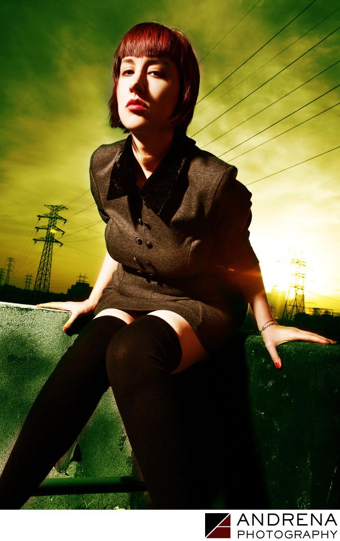 Kim Shattuck The Muffs Los Angeles Musician Photographer
