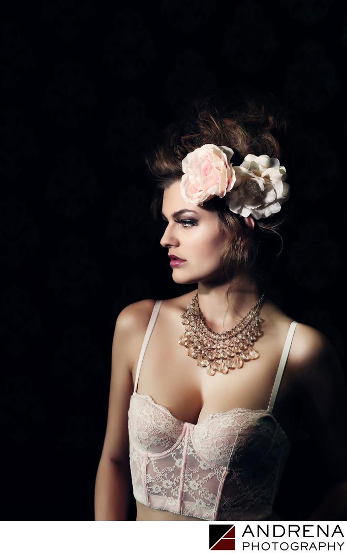 Model Amanda Harris Fashion Photographer Los Angeles
