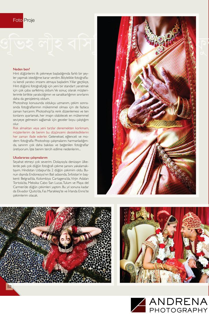 Indian Wedding Photos Photo World Magazine