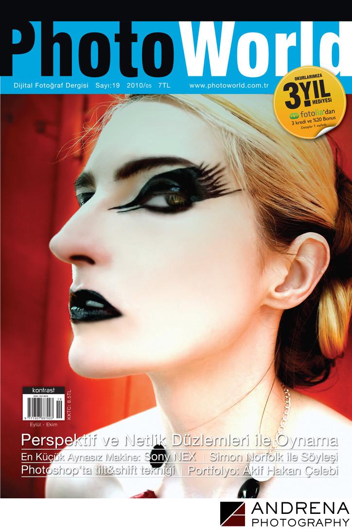Photo World Magazine Turkey