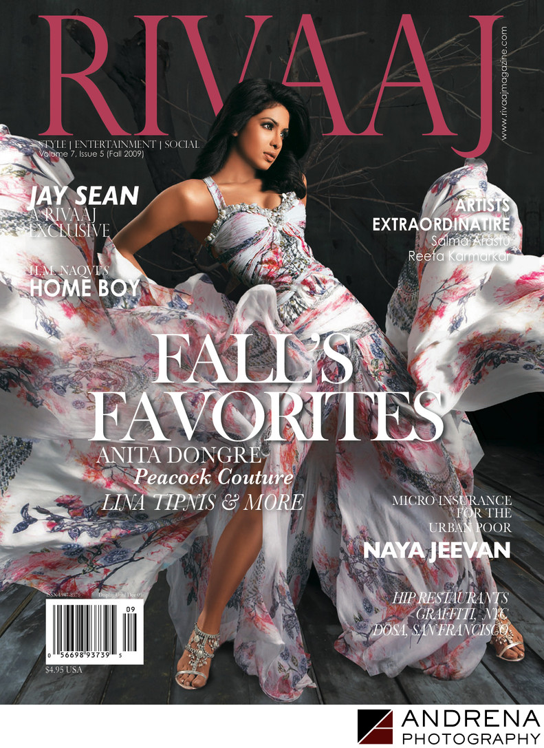Rivaaj Magazine Cover