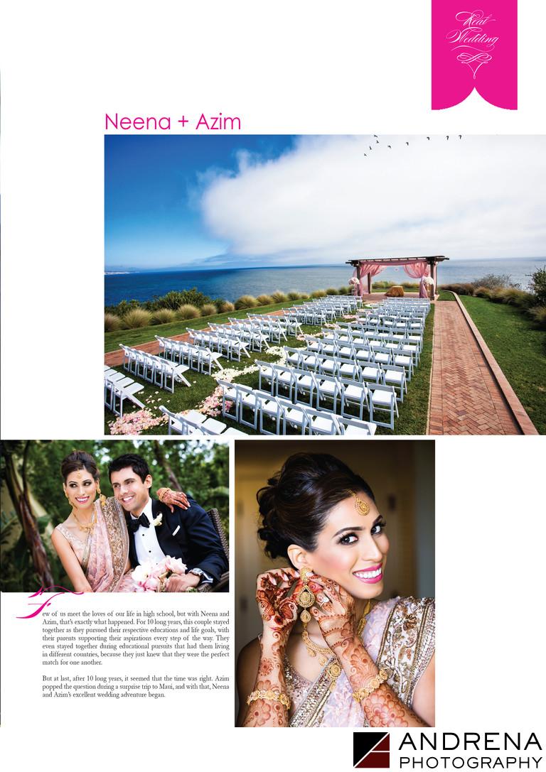 Terranea Wedding Ceremony