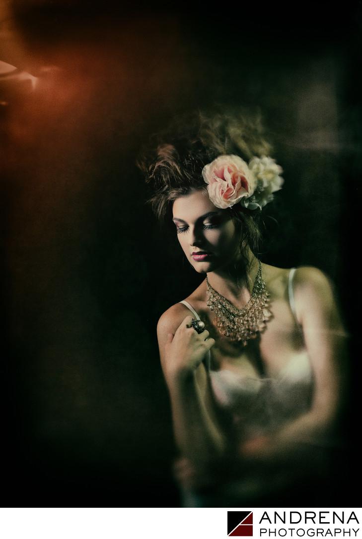 Romantic Boudoir Photographer Los Angeles