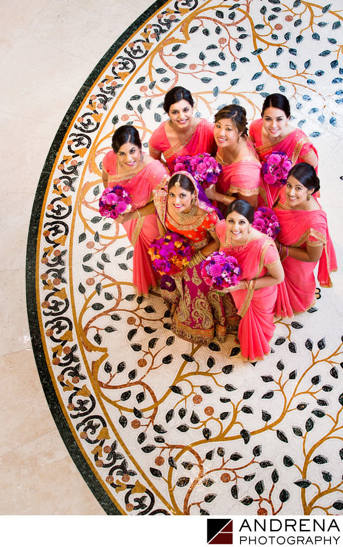 St. Regis Monarch Beach Indian Wedding Photographer
