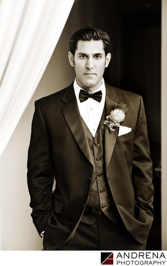 SLS Hotel Wedding Photographer
