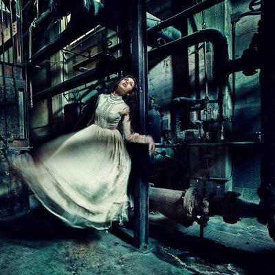 Gothic Portrait Photographer Los Angeles