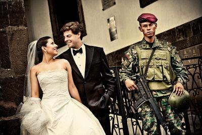 Destination Wedding Photographer South America