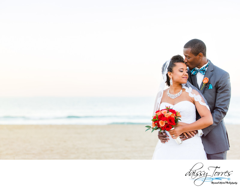 Beautiful Holiday Inn Virginia Beach Wedding