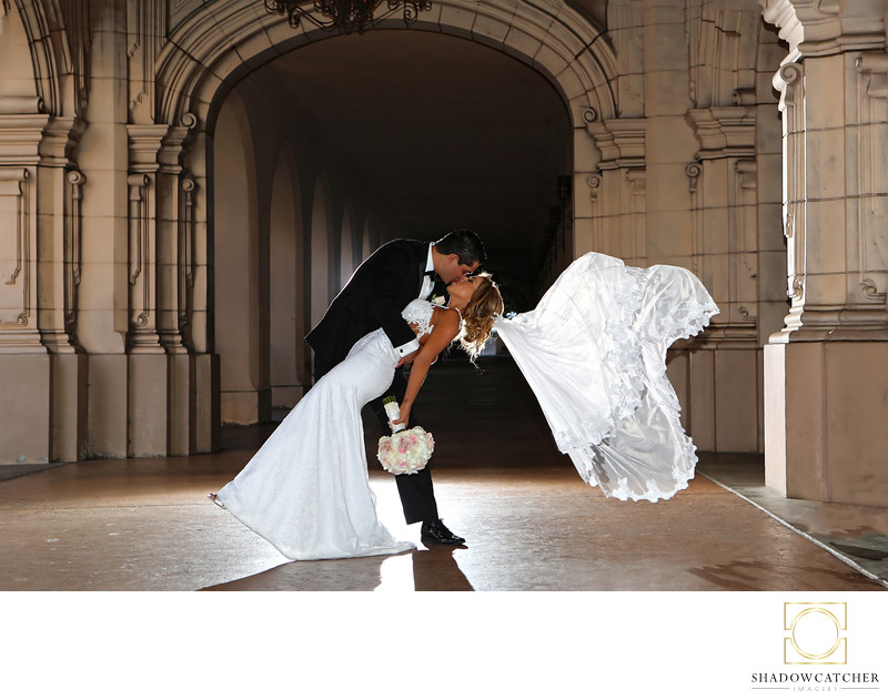 Balboa Park Wedding Photographer