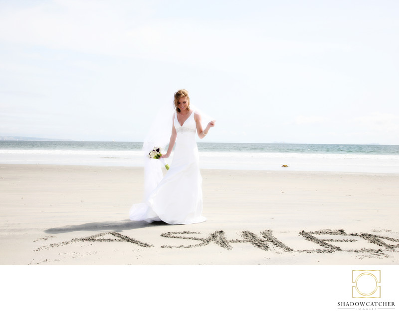 Top San Diego Beach Wedding Photographer