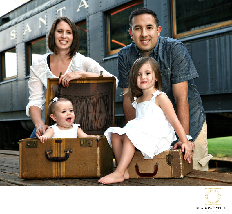 Family Photographers for San Diego