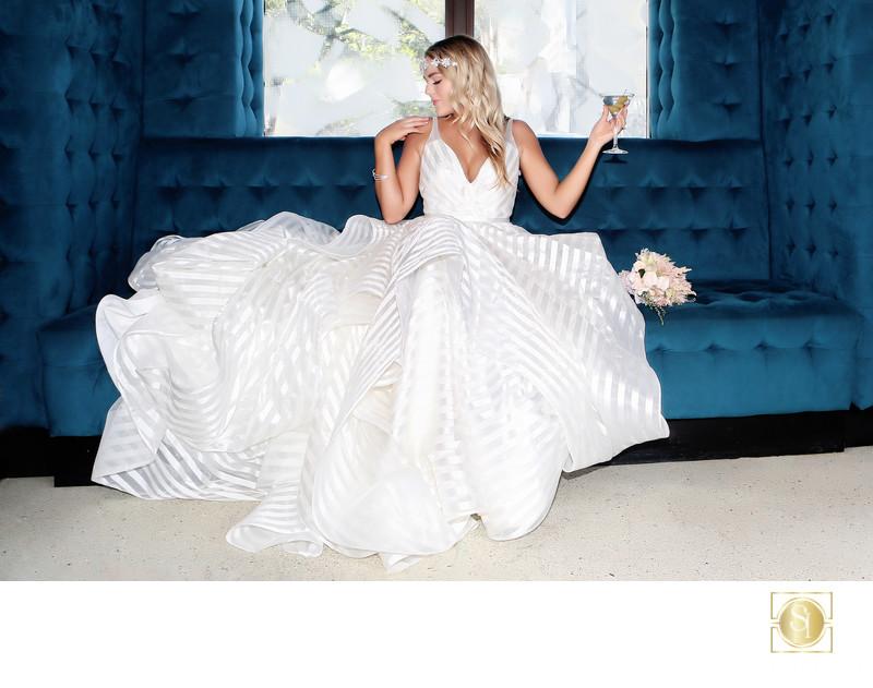 Marriott Renaissance Hotel Wedding Photos